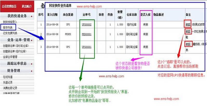 国际海淘快递转运模块流程图与介绍 - 20000元(基础价
